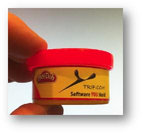 How PlayDoh is Like trif.com